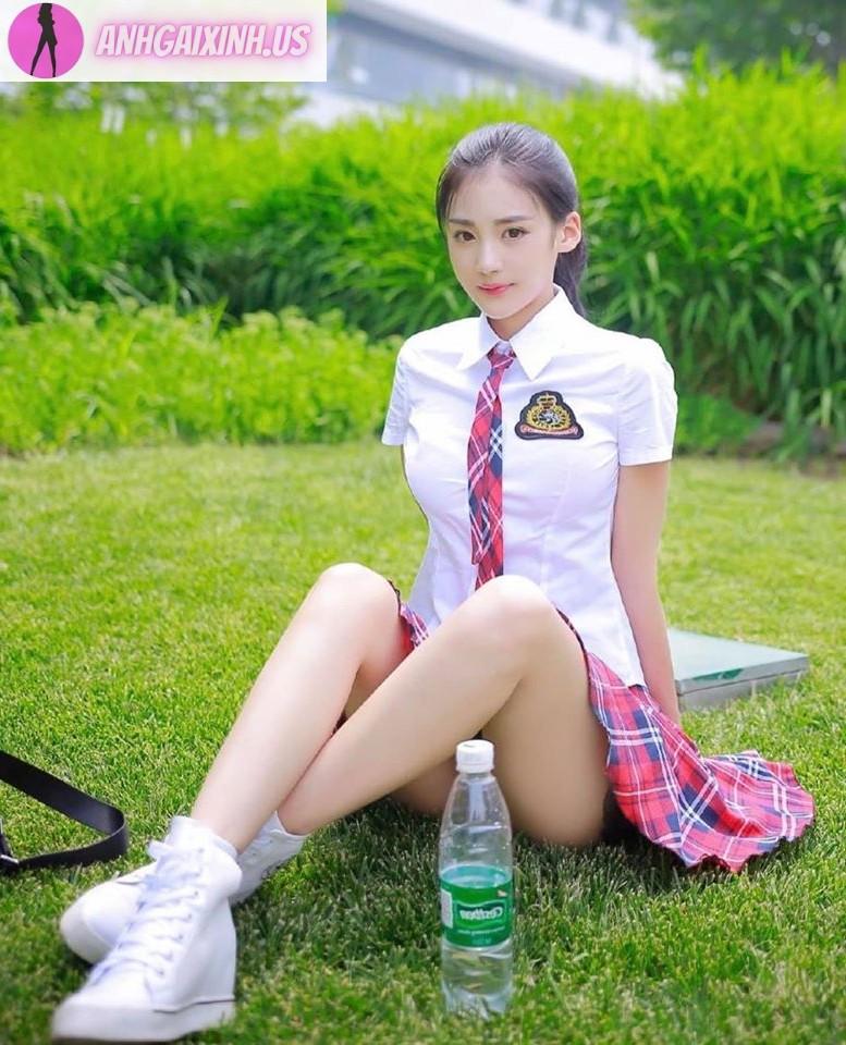 ảnh gái cute xinh xắn đáng yêu
